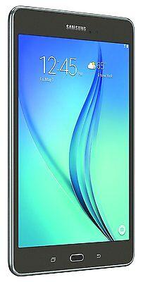 "Samsung Galaxy Tab A, 8.0"" Tablet w/ WiFi, 16GB - Titanium, SM-T350NZAAXAR"