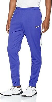 NIKE Men's XL Bright Blue DRY ACADEMY Training Track PANTS Pull On