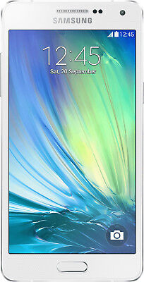 Samsung Galaxy A5 Pearl-White Android Smartphone