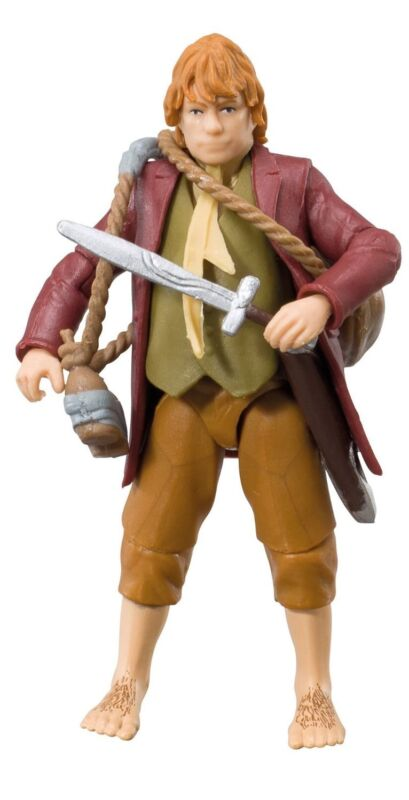 The Hobbit An Unexpected Journey Bilbo Baggins Articulated Figure & Accessories