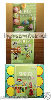 SPRITZ* Egg Decorating Kit EASTER Arts+Crafts ACTIVITIES 4-Kids *YOU CHOOSE* 1/3