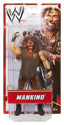 Wwe Mankind Elite Wrestling Action Figure Amazon Serie Esclusiva Superstar Mask