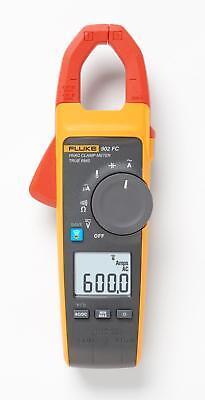 Fluke 902-fc Hvac True-rms Clamp Meter 14 F To 752 F W Fluke Connect New