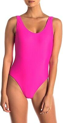 Onia Kelly One Piece Swimsuit: Size Medium: Pink (125)