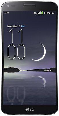 UNLOCKED LG G Flex D950 - 32GB - Titan Silver AT&T Global GSM 4G LTE Smartphone