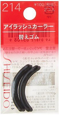 Shiseido Eyelash Curler Refill Pad 214 2pcs in Package Japan free shipping