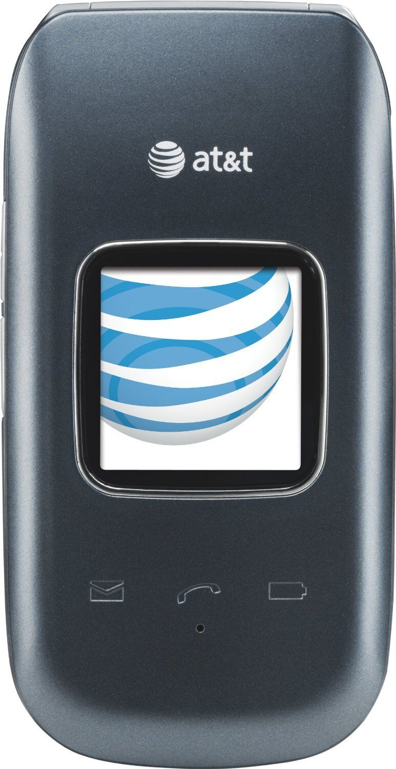 Pantech P2030 Breeze III 3 Flip Cell Phone (AT&T Unlocked) No Contract!!! New!!!