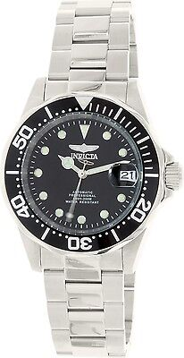 Invicta Men's Pro Diver 17039 Silver Stainless-Steel Automatic Dress Watch