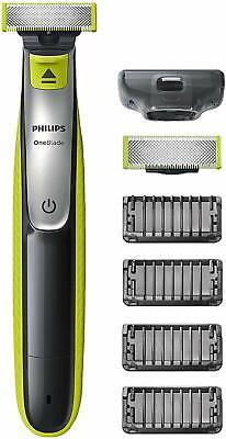 Philips OneBlade Face QP2520/30, mit 2 Klingen, 4 Trimmaufsätze *NEU&OVP*✅
