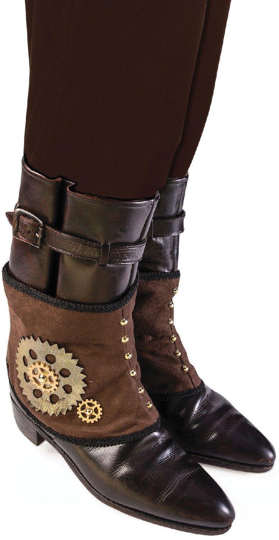 Indiani Boot Covers per donna di NUOVO-ACCESSORI ACCESSORIO CARNEVALE