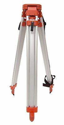 Aluminum Tripod Auto Level Transit Tripod Heavy Surveying Dual Lock Stand