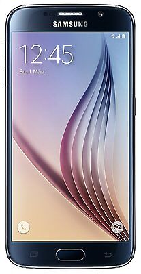 Samsung Galaxy S6 SM-G920F 32GB Black Unlocked Sim Free Phone 4G LTE-BRAND NEW