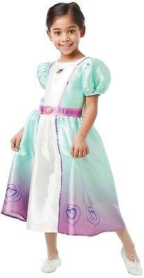 Mädchen Kleinkind Nella The Princess Knight Tv Büchertag Kostüm Kleid - Kleinkind Mädchen Disney Kostüm