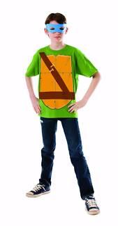 Teenage Mutant Ninja Turtle Leonardo Costume for boys 4-6yrs Baldivis Rockingham Area Preview