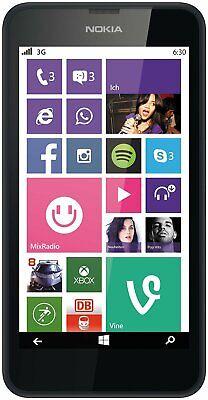 Nokia Lumia 630 DualSim 8GB Windows Smartphone ohne Simlock 4,5Zoll 11,4cm Neu na sprzedaż  Wysyłka do Poland