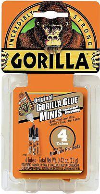 Gorilla Glue 5000503 Gorilla Original Gorilla Glue Minis 12 G Brown