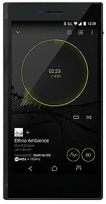 ONKYO Hi-Res Digital Audio Player GRANBEAT DP-CMX1 (B) 128GB from Japan New