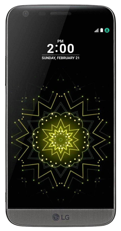 LG G5 H850 Android Smartphone ohne Simlock WLAN LTE Bluetooth 32GB Metall Titan