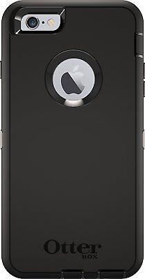 OtterBox Defender Case For Apple iPhone 6 Plus / iPhone 6s Plus - Black