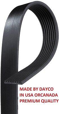 Serpentine Belt CHEVROLET C2500 C3500 G20 G30 K1500 2500 3500 GMC FORD PICKUP