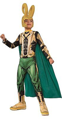 Costume Loki (Marvel Avengers - Loki - Child)