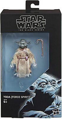Star Wars The Black Series - Yoda (Force Spirit) Action Figure