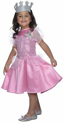 Baby Glinda Costume (Rubie's Costume Wizard of Oz Glinda Sequin Dress Child Costume, Toddler)