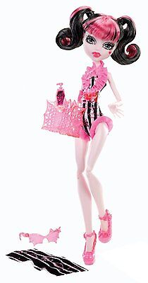 Monster High Draculaura Swim Class Doll Y7303