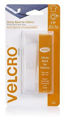 VELCRO Brand - Sticky Back for Fabrics: No sewing needed - 2