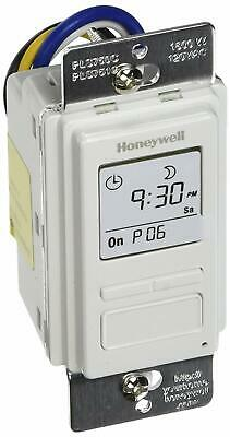 Honeywell Pls750c1000 Timer Switch With Sunrise Sunset Single Or 3 Way