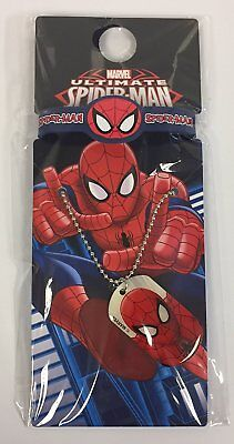 Spiderman Dress Up Necklace & Bracelet Set