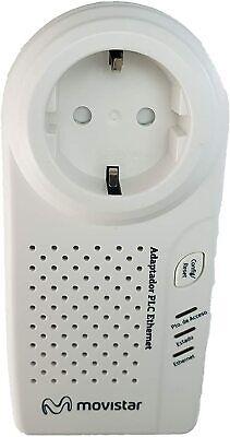 ADAPTADOR PLC Ethernet Movistar