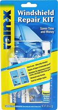 Rain‑X 600001 Fix a Windshield Repair Kit, for Chips, Cracks,and  Bulll's-Eyes
