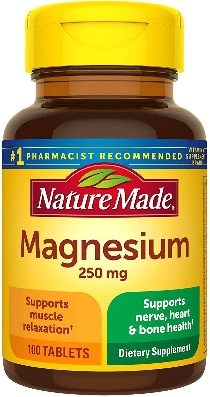 Citrato de magnesio pastillas pildoras naturales de citrato de magnesio 250 mg -