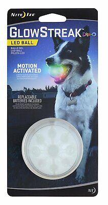 - MeteorLight Ball K-9 Disc-O LED