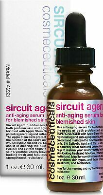 Sircuit Skin SIRCUIT AGENT+ Anti-Aging Serum For Blemished Skin (1 Ounce) new i