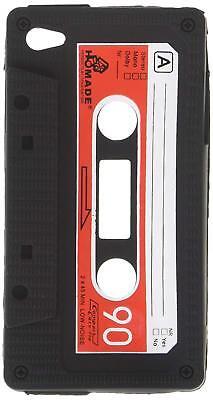 - Fun Classic Retro Silicone Cassette Case Cover for IPhone 5 Black Special Promo