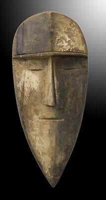 Mask Pasport Diminutive African Robert Aduma Gabon 17cm Art First 16700