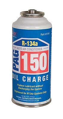 FJC # 9144  R134a PAG Oil Charge (4 oz)