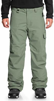 Quiksilver Porter Snow Pants - Men's - Agave Green (GZC0) - Medium