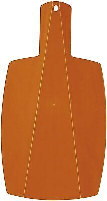 Excelsa Tagliere Cucina Pieghevole Arancione 30 x 21 cm Polipropilene