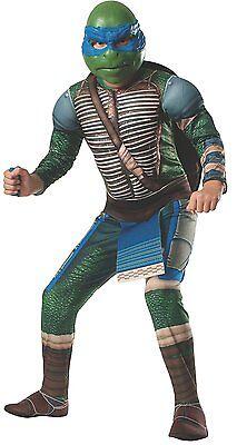 Kids Teenage Mutant Ninja Turtle's Deluxe Leonardo Halloween Costume