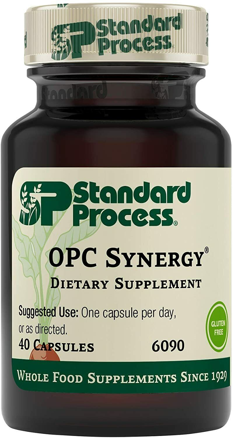 Standard Process - OPC Synergy - 40 Capsules