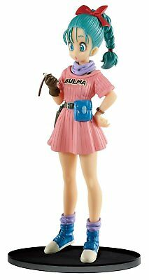 Dragonball Scultures Big Figure Colosseum Vol.7 5 Bulma PVC Figure Banpresto