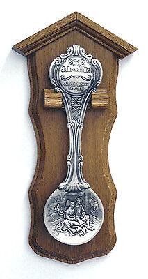 Jahreslöffel 2012 rund aus Zinn - A. Dürer 'Liebeshandel' von Artina NEU/OVP