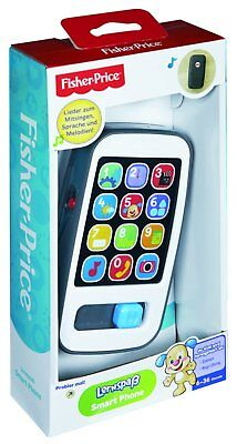 Mattel Fisher Price BHB90 Lernspaß Smart Phone Handy Babytelefon Spieltelefon