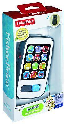 Mattel Fisher-Price Lernspaß Smart Phone Baby Kleinkinder Leren Spielzeug Beste