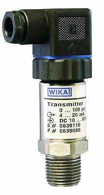 Wika 8642885 General Purpose Pressure Transmitter New