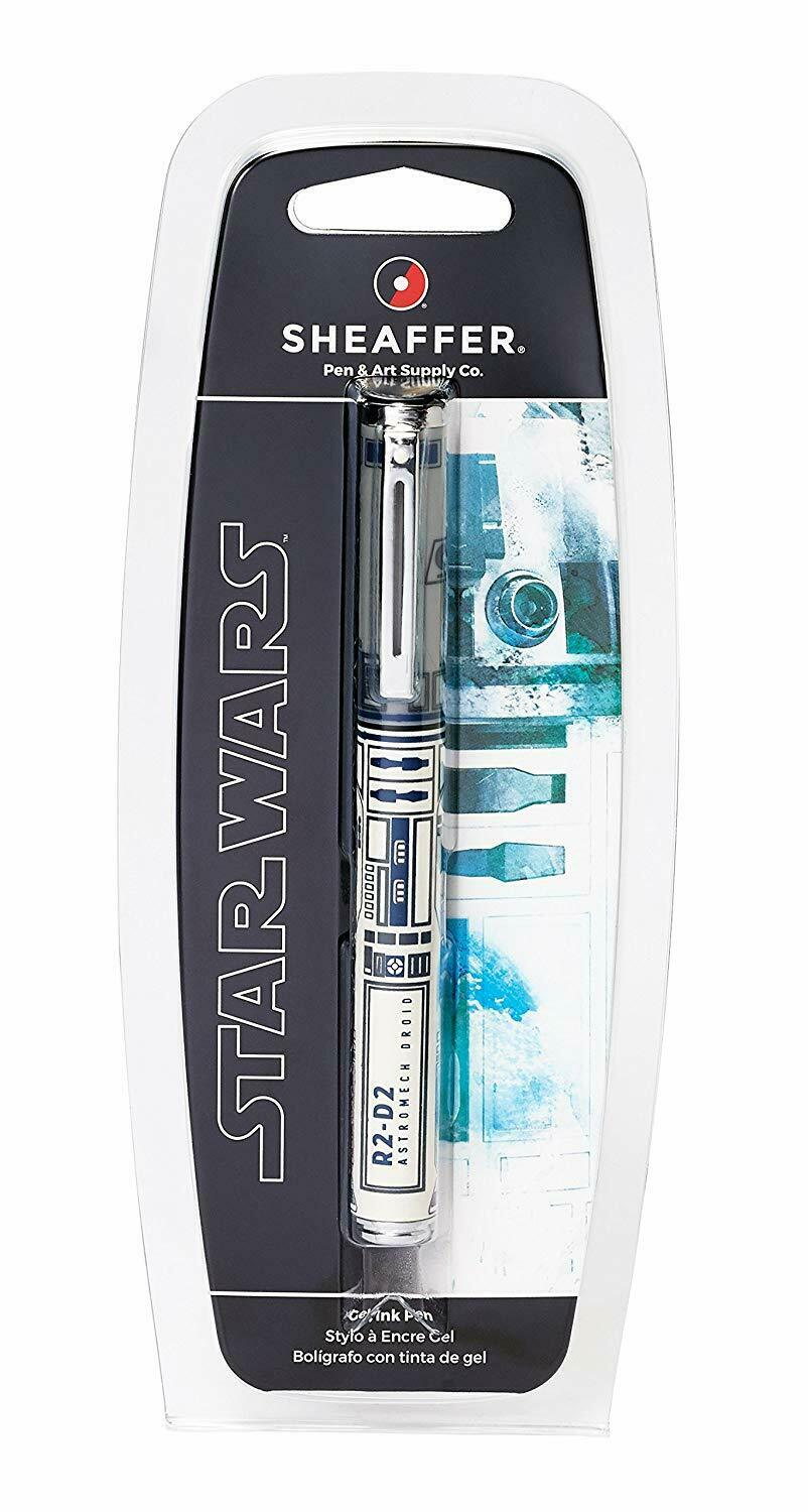 Sheaffer Pop Star Wars R2-D2 Rollerball Pen New In Retail Packaging Collectibles