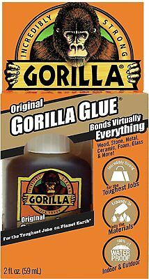 Gorilla Glue 50002 Original Glue 2 Oz. Brown